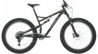 Salsa Bucksaw GX1 Fatbike komplett kerékpár black 2016 Modell