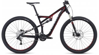 Specialized Camber FSR EVO 29 Komplettbike Gr. S black/red/white Mod. 2014