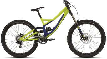 Specialized Demo 8 FSR I 650B MTB Komplettbike hyper green/deep blue Mod. 2015