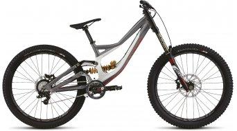 Specialized Demo 8 FSR II 650B MTB Komplettbike dirty white/charcoal/rocket red Mod. 2015