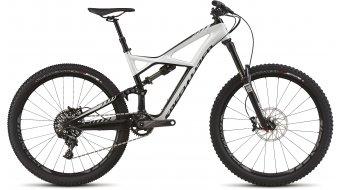 Specialized Enduro FSR Expert Carbon 650B MTB Komplettbike M dirty white/black Mod. 2015