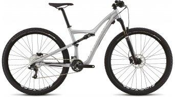 Specialized Rumor FSR Comp 29 MTB Komplettbike Damen-Rad Gr. M silver/white/charcoal/pink Mod. 2015