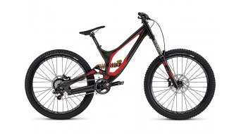 Specialized Demo 8 FSR II 650B / 27.5 MTB Komplettbike gloss warm charcoal/rocket red/black Mod. 2016