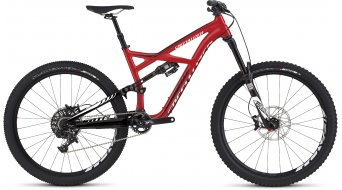 Specialized Enduro FSR Elite 650B / 27.5 MTB Komplettbike gloss red/black/white Mod. 2016