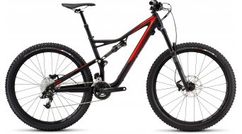 Specialized Stumpjumper FSR Comp 650B / 27.5 MTB Komplettbike Gr. S satin black/rocket red Mod. 2016