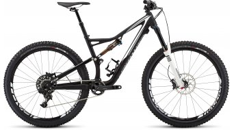 Specialized Stumpjumper FSR Elite 650B / 27.5 MTB Komplettbike Gr. L satin black/white Mod. 2016