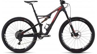 Specialized Stumpjumper FSR Expert Carbon 650B / 27.5 MTB Komplettbike satin carbon/red/white Mod. 2016