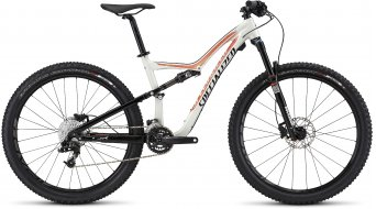 Specialized Rumor FSR Comp 650B / 27.5 MTB Komplettbike Damen-Rad Gr. M gloss dirty white/black/coral Mod. 2016