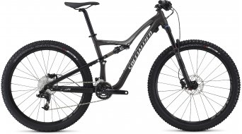 Specialized Rumor FSR Comp 650B / 27.5 MTB Komplettbike Damen-Rad Gr. L satin warm charcoal/dirty white/charcoal Mod. 2016