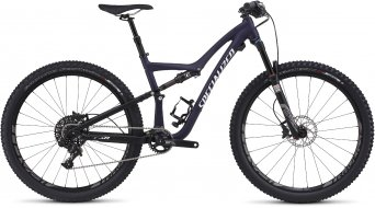 Specialized Rumor FSR Elite 650B / 27.5 MTB Komplettbike Damen-Rad Gr. L satin deep indigo/white/clean Mod. 2016