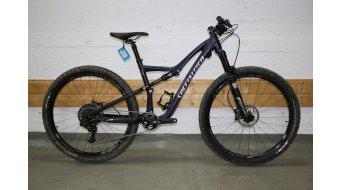 Specialized Rumor FSR Elite 650B / 27.5 MTB Komplettbike Damen-Rad Gr. M satin deep indigo/white/clean Mod. 2016 - TESTBIKE