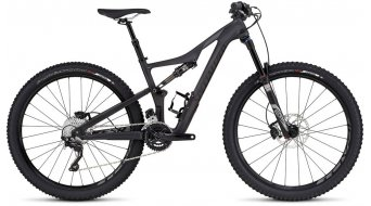 Specialized Rhyme FSR Comp Carbon 650B / 27.5 MTB Komplettbike Damen-Rad Gr. S satin carbon/charcoal Mod. 2016
