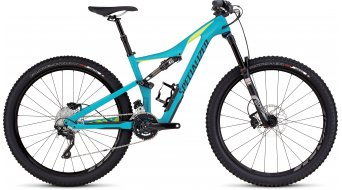 Specialized Rhyme FSR Comp Carbon 650B / 27.5 MTB Komplettbike Damen-Rad satin Mod. 2016