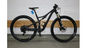 Specialized Camber FSR Elite Carbon 29 MTB Komplettbike satin black/charcoal Mod. 2016 - TESTBIKE