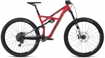 Specialized Enduro FSR Elite 29 MTB Komplettbike Gr. M gloss red/black/white Mod. 2016