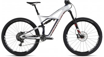 Specialized Enduro FSR Expert Carbon 29 MTB Komplettbike Gr. L gloss navy/white/rocket red Mod. 2016
