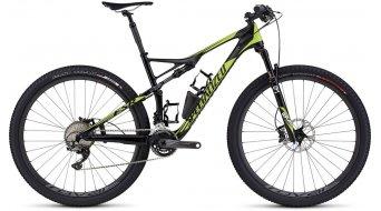 Specialized Epic FSR Expert Carbon 29 MTB Komplettbike Gr. S gloss carbon/hyper/white Mod. 2016