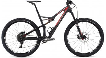 Specialized Stumpjumper FSR Expert Carbon 29 MTB Komplettbike Gr. XL satin carbon/red/white Mod. 2016