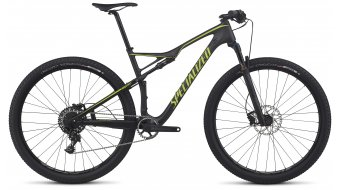 Specialized Epic FSR Comp Carbon Worldcup 29 MTB Komplettbike Gr. L carbon/hyper green Mod. 2017 - TESTBIKE
