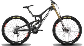 Santa Cruz V10 6.0 C 27.5 bici completa . S- DH- equipaggiamento mod. 2016