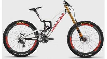 Santa Cruz V10 6.0 CC 27.5 bici completa . X01-VA Enve- equipaggiamento mod. 2016
