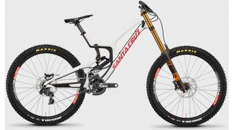 Santa Cruz V10 6.0 CC 27.5 bici completa . X01-VA Standard- equipaggiamento mod. 2016