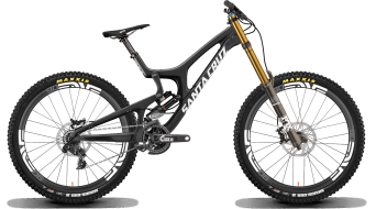 Santa Cruz V10 6.0 CC 27.5 bici completa . X01-X2 Enve- equipaggiamento mod. 2016