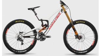 Santa Cruz V10 6.0 CC 27.5 bici completa . X01-X2 Standard- equipaggiamento mod. 2016