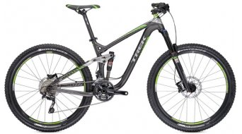 Trek Remedy 7 E 650B bike mat dnister black/team green 2014