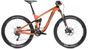"Trek Remedy 9 E 650B bike size 49,5cm (19.5"") rhymes with orange/black 2014"