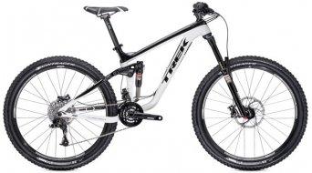 """Trek Slash 7 E 650B bike size 47cm (18.5"""") white/black 2014"""