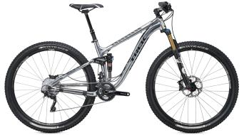 Trek Fuel EX 9 29 bici completa tamaño 49.5cm (19.5) high polish aluminio/Trek negro Mod. 2014- BICI DE PRUEBA