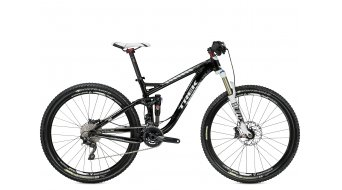 Trek Fuel EX 8 650B/27.5 MTB bike starry night black/Trek white 2015