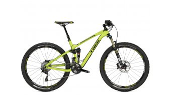 Trek Fuel EX 9.8 650B/27.5 MTB bike size 54,6cm (21.5) mat volt green/gloss Trek black 2015