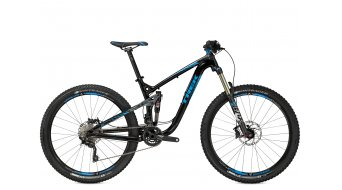 Trek Remedy 8 650B/27.5 MTB bike starry night black/Trek cyan 2015