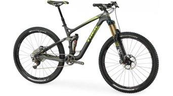 Trek Remedy 9.9 650B/27.5 MTB bike size 47cm (18.5) mat onyx carbon/volt green 2015