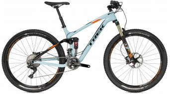 Trek Fuel EX 9.8 650B / 27.5 MTB Komplettbike powder blue Mod. 2016