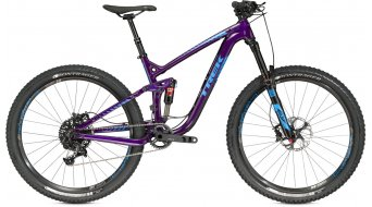 Trek Remedy 9 650B / 27.5 MTB Komplettbike purple lotus Mod. 2016