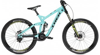 Trek Session 88 DH 650B / 27.5 MTB Komplettbike miami green Mod. 2016