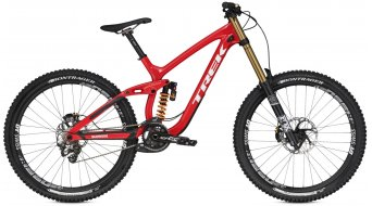 Trek Session 9.9 DH 650B / 27.5 MTB Komplettbike Gr. M viper red Mod. 2016