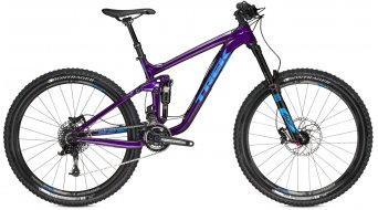 Trek Slash 7 650B/27.5 MTB bike purple lotus 2016