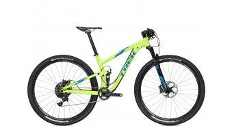 Trek Top Fuel 9 650B/27.5 MTB bici completa tamaño 39.4cm (15.5) voltios verde Mod. 2016