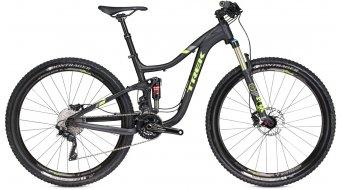 Trek Lush SL WSD 650B/27.5 MTB bici completa Señoras-rueda tamaño 47cm (18.5) matte trek negro Mod. 2016