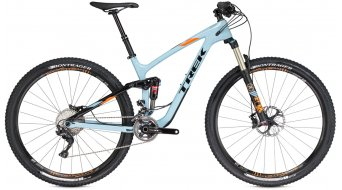Trek Fuel EX 9.8 29 MTB bici completa . powder blue mod. 2016