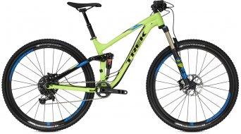 Trek Fuel EX 9 29 MTB bici completa mis. 39.4cm (15.5) volt green mod. 2016