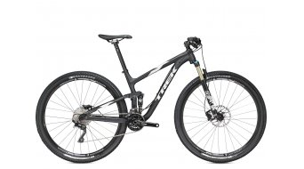 Trek Top Fuel 8 29 MTB bici completa . matte trek black mod.