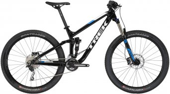 Trek Fuel EX 5 650B+/27.5+ MTB bici completa . trek black mod. 2017