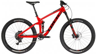 Trek Remedy 9 Race Shop Limited 650B / 27.5 MTB Komplettbike Gr. 39.4cm (15.5) viper red/trek black Mod. 2017
