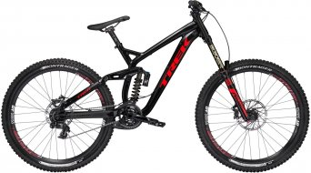 Trek Session 88 DH 650B / 27.5 MTB Komplettrad trek black Mod. 2017