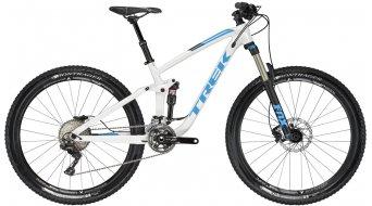 Trek Fuel EX 8 WSD 650B/27.5 MTB bici completa Señoras-rueda tamaño 39.4cm (15.5) crystal blanco Mod. 2017- BICI DE PRUEBA